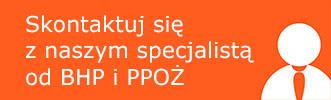 Skontaktuj się z naszym specjalistą od BHP i PPOŻ